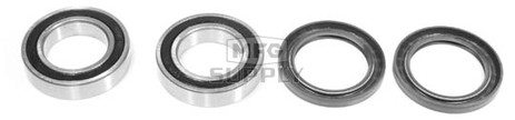AT-06619 - Yamaha Rear Wheel Bearing Kit with Seals. 87-04 YFM350 Warrior ATVs