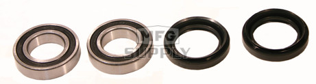 AT-06621 - Yamaha Front Wheel Bearing Kit with Seals. 99-02 YFM600 Grizzly ATVs