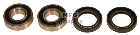 25-1510 - Honda Front Wheel Bearing Kit. Many 90-14 TRX200/250/350 Rancher & Recon ATVs