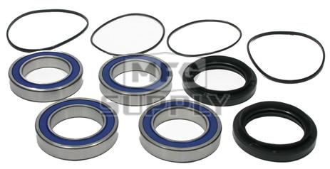 25-1526 - Yamaha Rear Wheel Bearing Kit with Seals. 06-12 Raptor ATVs