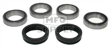 25-1456 - Yamaha Rear Wheel Bearing Kit with Seals. 04-05 YFX450 ATVs