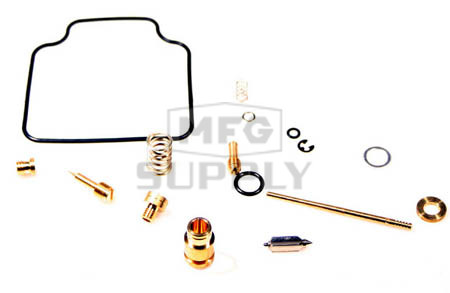AT-07223 - Complete ATV Carb Rebuild Kits for 90-96 Suzuki LT4WD & LTF250 ATVs