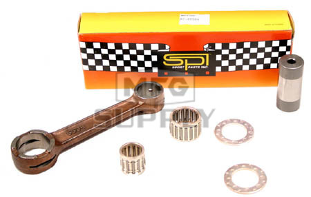 AT-95504 - Connecting Rod. Fits Suzuki 87-92 LT250R Quadracer