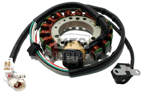New Replacement Stator for many 93-01 Yamaha 350 & 400 ATVs