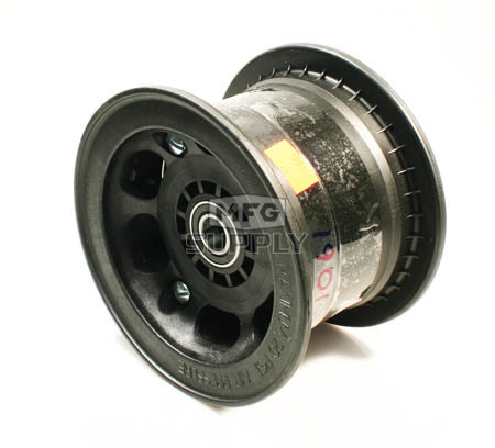 "AZ1061 - 5"" Azusalite Wheel, 3-1/2"" wide, 5/8"" ID Bearing"