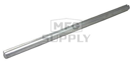 "AZ1403-22 - 22"" Standard Solid Steel Axle, 1"" dia"