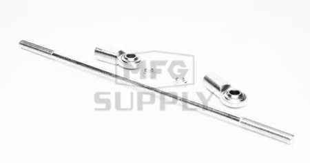 "AZ1844-13 - Solid Tie Rod Deluxe Kit 3/8-24 x 13"" long"