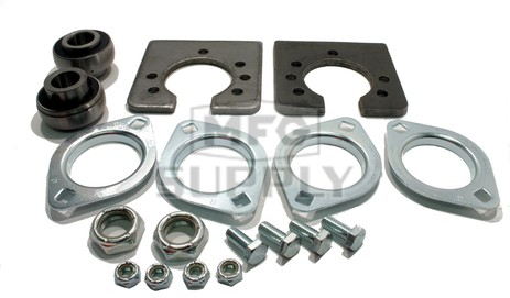 "AZ1869-A - Live Axle Bearing Kit with 2 Hole Flangette for 3/4"" Standard Axle"