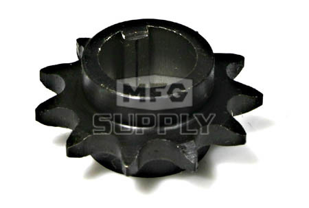 "AZ2190-K - ""C"" Type Sprocket for #35 Chain, 11 Tooth, 5/8"" bore"