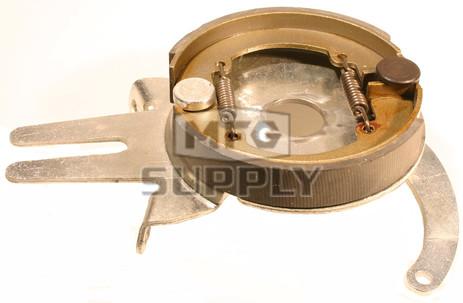 "AZ2269 - 4-1/2"" Anchor Backing Brake Assembly (minibike) 1"" Bore"