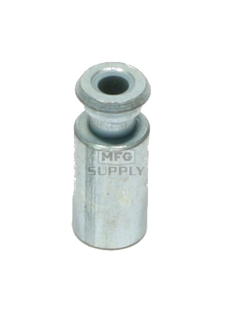 AZ2370 - Control Cable Fitting Conduit Buttons .375 OD