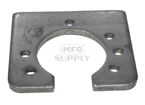 "AZ8127 - Bearing Hanger, 1"" Axle Weldment"