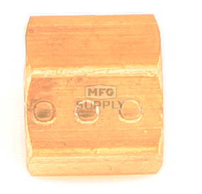AZ8309 - Brass Compression Nut, 3/16""