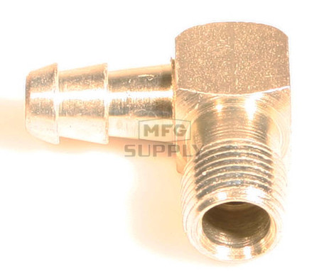 "AZ8342 - Fitting, 90 Degree Elbow 1/8"" N.P.S.C."