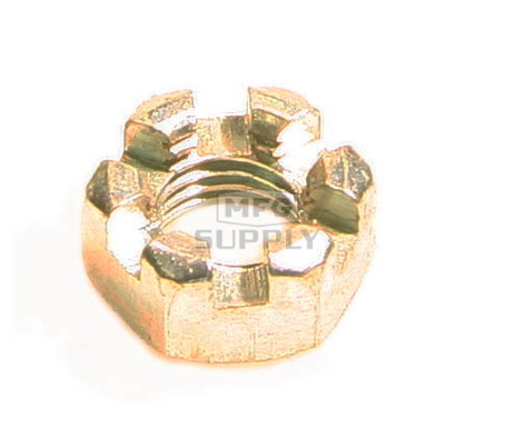 AZ8535 - 5/16-24 Slotted Hex Nuts