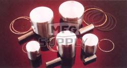 4628M08600 - Wiseco Piston for Honda TRX400EX, 11:1 compression. .040 oversize