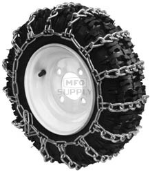 41-5563 - Maxtrac 410X350X4 Deep Lug Tire Chain