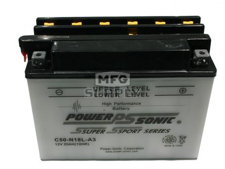 C50-N18L-A3 - Heavy Duty Battery.