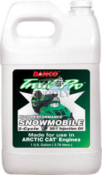 2206-A1002-1 - 1 gallon of Injection Oil for Arctic Cat (actual shipping charges apply)