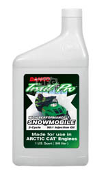 2212-A1002-1 - 1 quart of Injection Oil for Arctic Cat (actual shipping charges apply)