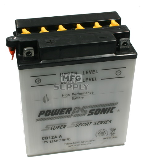CB12A-A - Heavy Duty Battery