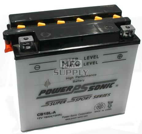 CB18L-A - Heavy Duty Battery