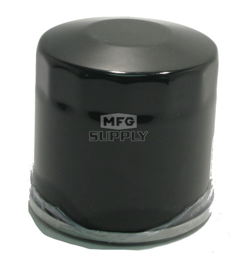 FS-706 - Black Spin-on Oil Filter for many Arctic Cat ATVs