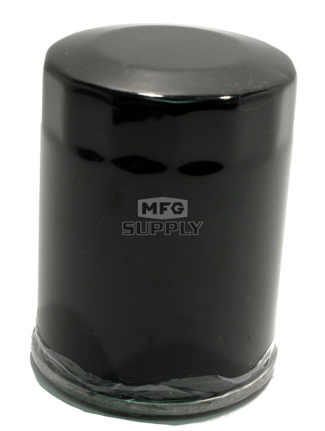 FS-717 - Black Spin-On Oil Filter for many Polaris ACE, Sportsman, RXR and Ranger ATVs & UTVs