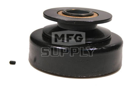 "H1P3 (LD4P-50) - Hilliard Extreme Duty Pulley Centrifugal Clutch. 1"" bore. 3"" Pulley OD. AB belt x-section."