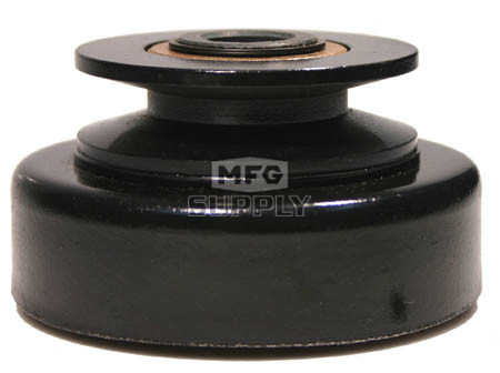 """H34P3 (LD4P-53) - Hilliard Extreme Duty Pulley Centrifugal Clutch. 3/4"""" bore. 3"""" Pulley OD. AB belt x-section."""