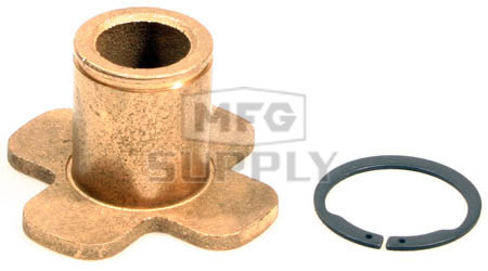 """H58B - 5/8"""" Hilliard Replacement Clutch Bearing Kit with snap ring"""