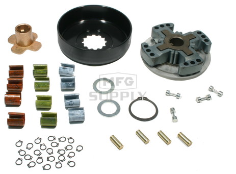 """HBLIZZARD - Inferno BLIZZARD Tunable Racing Clutch, 3/4"""" bore (no sprocket included)"""
