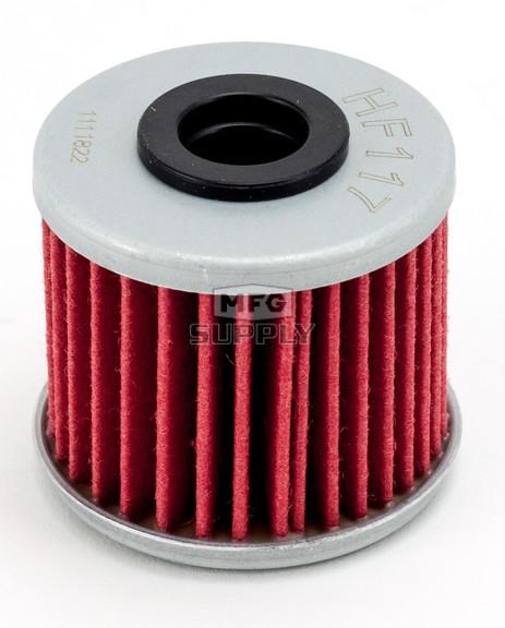 HF117 - Transmission Oil Filter for Honda Pioneer 1000 and Talon 1000 Model UTV's