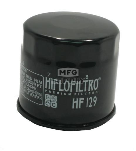 HF129 - Oil Filter for many Kawasaki KAF820/920/950 and Mule PRO-FX UTVs