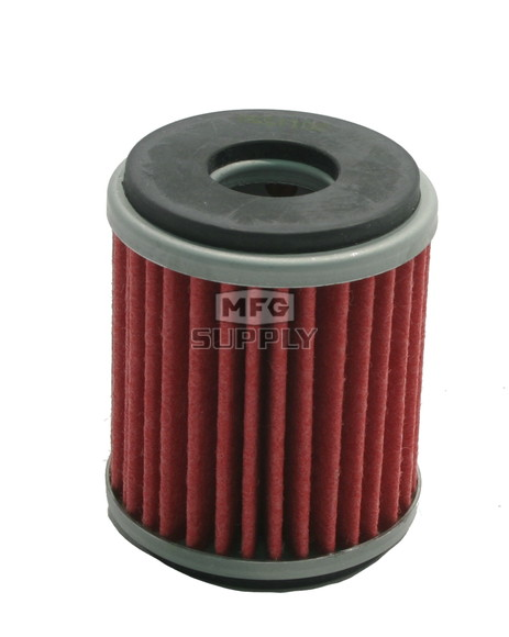 HiFlo Oil Filter for 08-13 Yamaha Raptor 250, 07-newer YFZ450 Yamaha ATVs