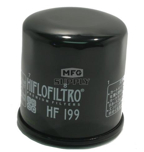 HF199 - Oil Filter for many Polaris ACE, Ranger, Scrambler and Sportsman ATVs