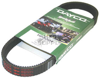 HP2004 - Dayco High Performance ATV Belt. Fits Polaris Sportsman 600 & 700 twins.