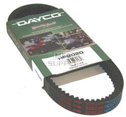 HP2020 - Dayco High Performance ATV Belt. Fits Kawasaki 99-02 Prairie 300
