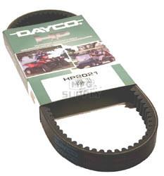 hp2021 - dayco high performance atv belt. fits kawasaki 99-02