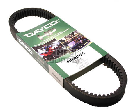 hp2025 - dayco high performance utility vehicle belt. fits