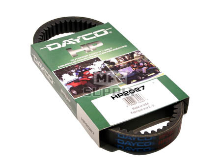 HP2027 Dayco Performance Drive Belt Suzuki King Quad 400 2009 2010 2011 2012