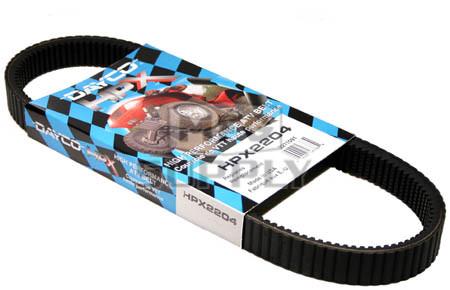 Polaris Sportsman 500 EFI Dayco HP2004 Performance Drive Belt 2006