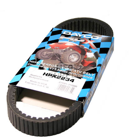 HPX2234-W1 - Arctic Cat Dayco HPX (High Performance Extreme) Belt. Fits 06 & newer 700 models.