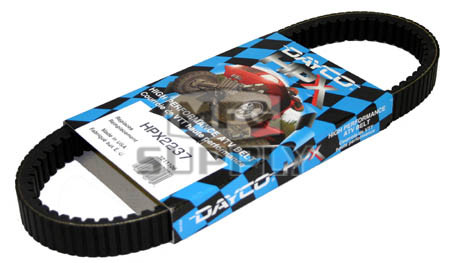 HPX2237 - Polaris Dayco HPX (High Performance Extreme) Belt. Fits 05 & newer Sportsman 800 Twin EFI & Ranger