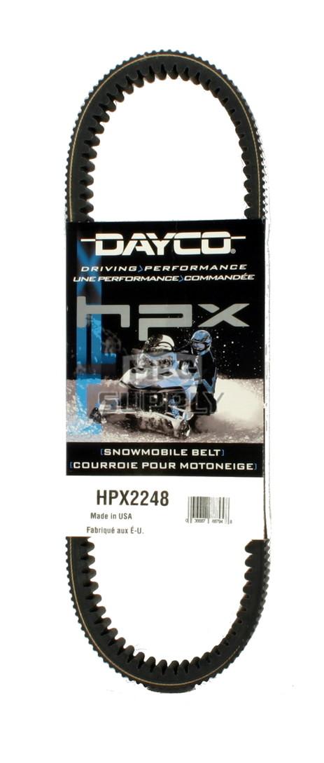 HPX2248 - John Deere Dayco HPX (High Performance Extreme) Belt. Fits RSX 850i & 860i Gator UTVs