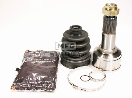 K058768 - 03-09 Yamaha Grizzly 660, Rhino 450/660 Front Outer Left CV Joint