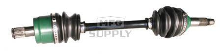 K195009 - 05-newer Kawasaki Brute Force 4x4i Complete Rear Axle