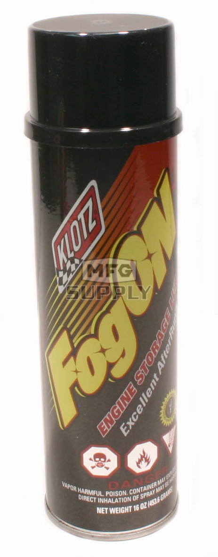 KL-610 - Klotz FogOn Storage and AfterRun