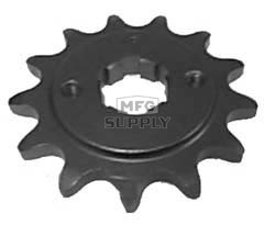 KS003303 - Honda ATV 13 tooth front sprocket. Fits: 85-86 ATC 350X.