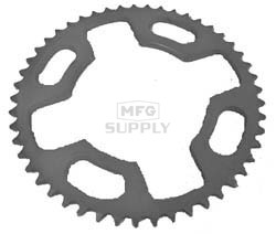 KS003822 - Honda ATV 49 tooth rear sprocket. Fits: ATC90, TRX90 & ATC110 models